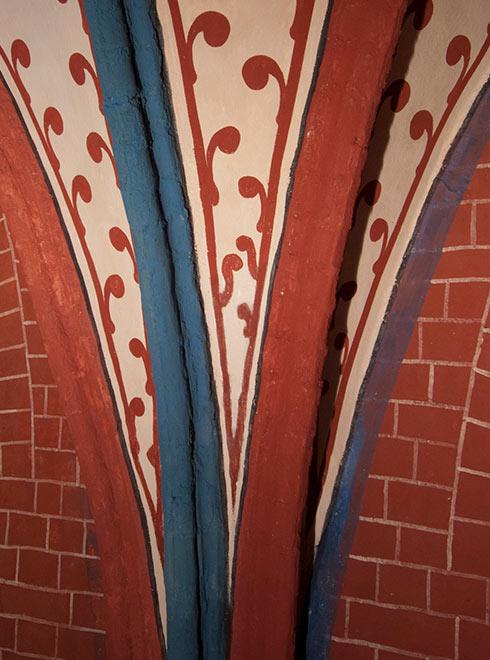 Referenz Bild Wismar Gewölbewoch restauriert