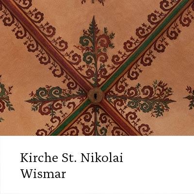 Referenz Vorschaubild Nikolai Kirche Wismar