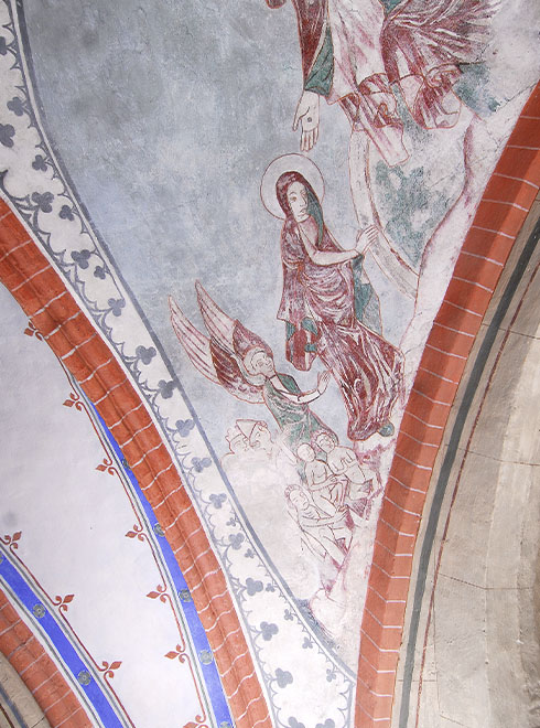 St. Marienkirche in Barth 8